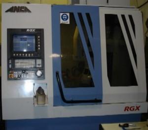 ANCA RGX 5-Axis